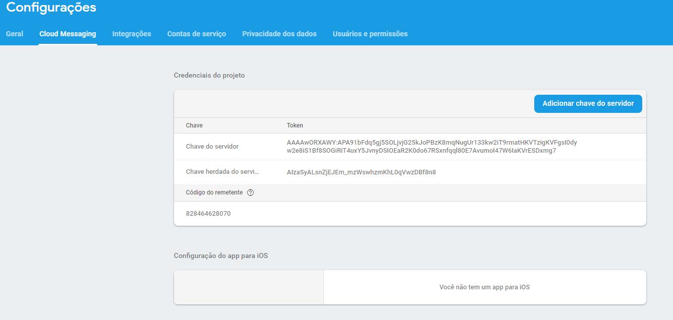 Xamarin Forms - Push Notification no App Center - Robson Amorim